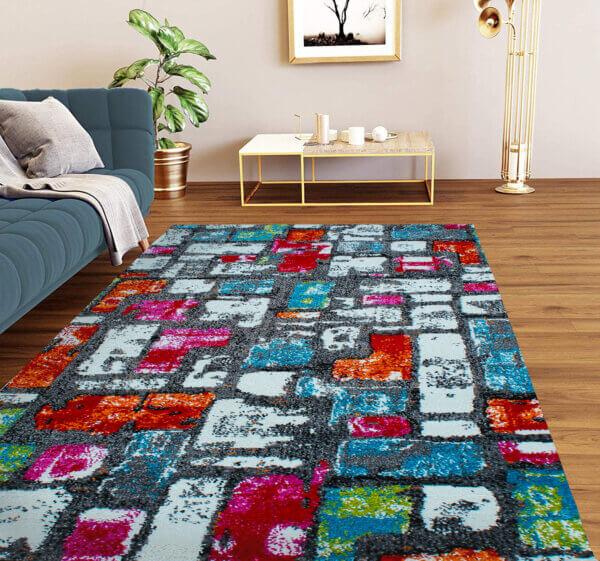 Alfombras para sala o Tapetes brush NBRU-602 Ebani Colombia tienda online de decoración y mobiliario ilunga