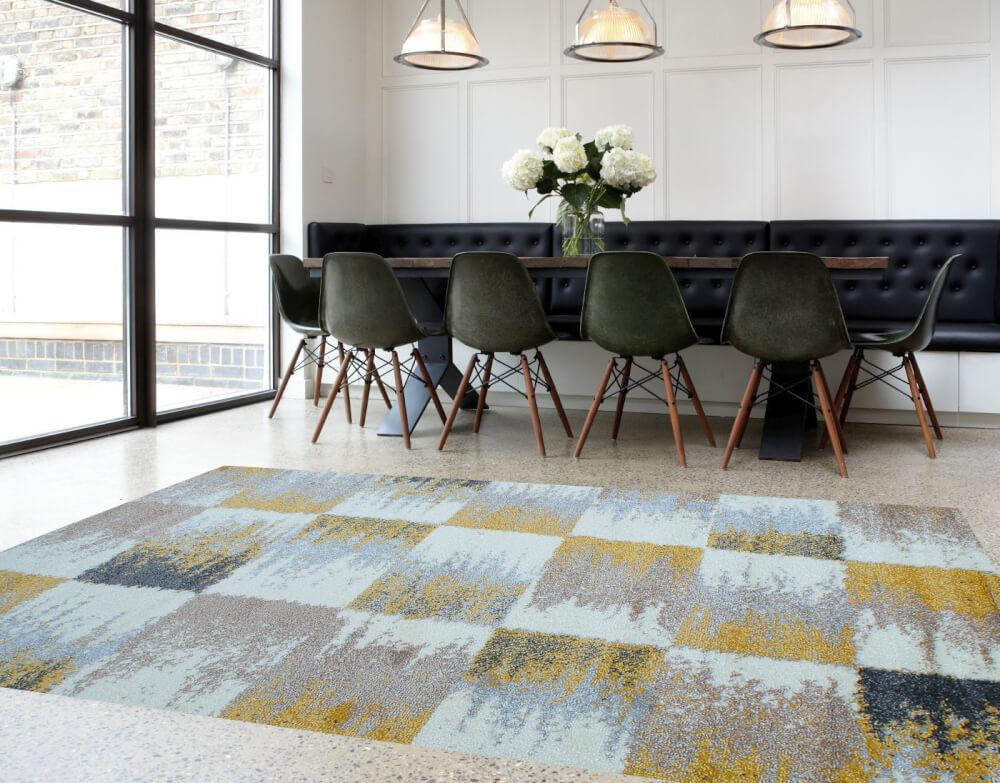 Alfombras para sala o Tapetes brush NBRU-606 Ebani Colombia tienda online de decoración y mobiliario ilunga