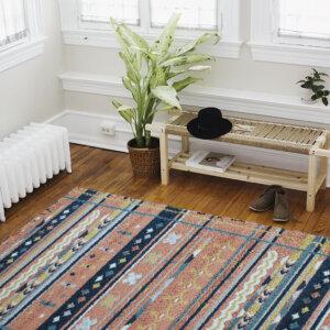 Alfombras para sala o Tapetes ethnique NETH-705 Ebani Colombia tienda online de decoración y mobiliario ilunga
