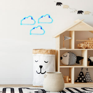 Aplique de pared nube neón led Ebani Colombia tienda online de decoración y mobiliario Lienxo