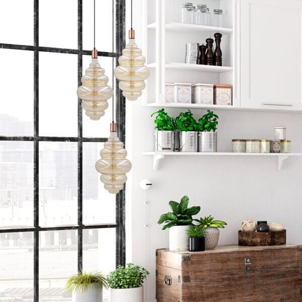 Bombillo bubble giant Ebani Colombia tienda online de decoración y mobiliario Lienxo
