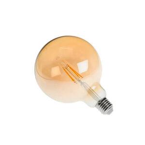Bombillo burbuja mediana g95 ámbar Ebani Colombia tienda online de decoración y mobiliario Lienxo