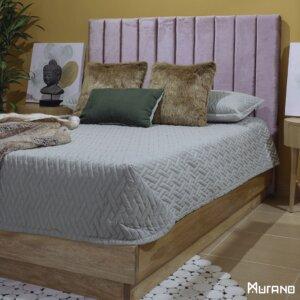 Cama upsala Ebani Colombia tienda online de decoración y mobiliario Murano Galeria