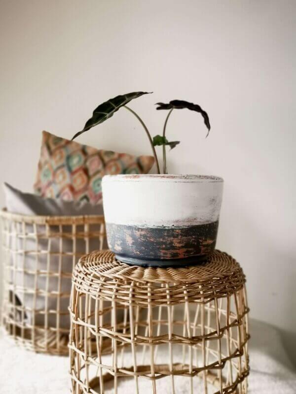 Canasta en mimbre Juana 1 Ebani Colombia tienda online de decoración y mobiliario Madre monte