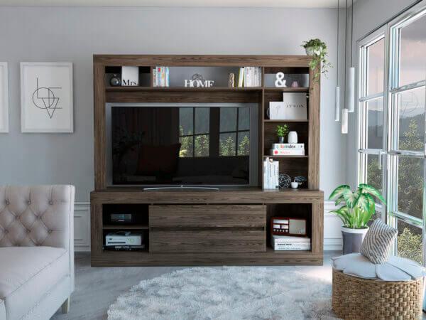 Centro Entretenimiento Belga coñac Ebani Colombia tienda online de decoración y mobiliario RTA