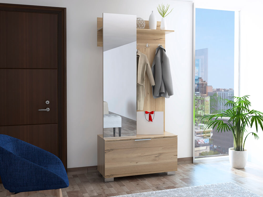 Closet Recibidor Rain duna Ebani Colombia tienda online de decoración y mobiliario RTA