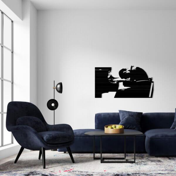 Cuadro Decorativo Bill Evans 1.0 Ebani Colombia tienda online de decoración y mobiliario Lansede