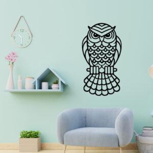 Cuadro Decorativo Buho 1.0 Ebani Colombia tienda online de decoración y mobiliario Lansede