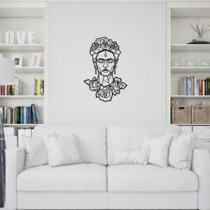 Cuadro Decorativo Frida Kahlo 1.0 Ebani Colombia tienda online de decoración y mobiliario Lansede