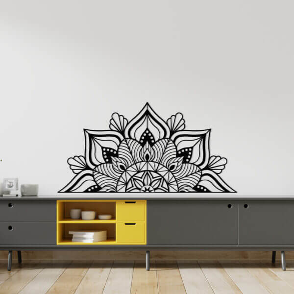 Cuadro Decorativo Mandala 1.0 Ebani Colombia tienda online de decoración y mobiliario Lansede