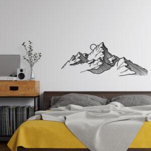 Cuadro Decorativo Montañas 1.0 Ebani Colombia tienda online de decoración y mobiliario Lansede
