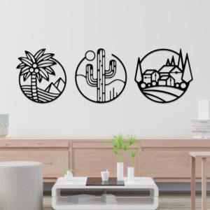 Cuadro Decorativo Paisajes 1.0 Ebani Colombia tienda online de decoración y mobiliario Lansede