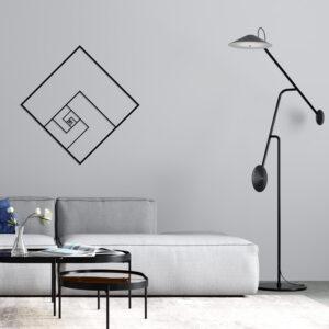 Cuadro Decorativo Proporción áurea 1.0 Ebani Colombia tienda online de decoración y mobiliario Lansede