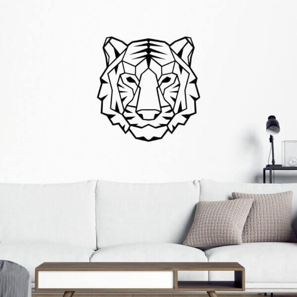 Cuadro Decorativo Tigre 1.0 Ebani Colombia tienda online de decoración y mobiliario Lansede