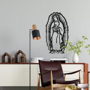 Cuadro Decorativo Virgen 1.0 Ebani Colombia tienda online de decoración y mobiliario Lansede