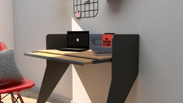 Escritorio para PC o estudio Fold Ebani Colombia tienda online de decoración y mobiliario Gnomo