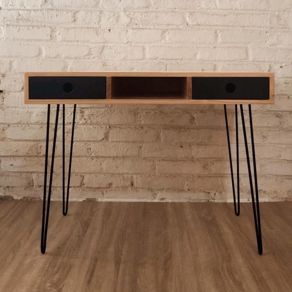 Escritorio para PC o estudio industrial minimalista Ferdi