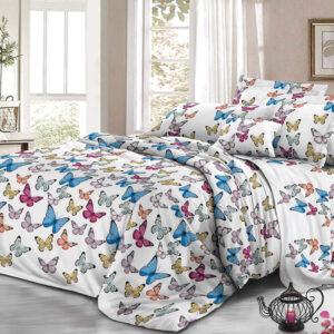 Juego de sábanas mariposas Ebani Colombia tienda online de decoración y mobiliario My home store