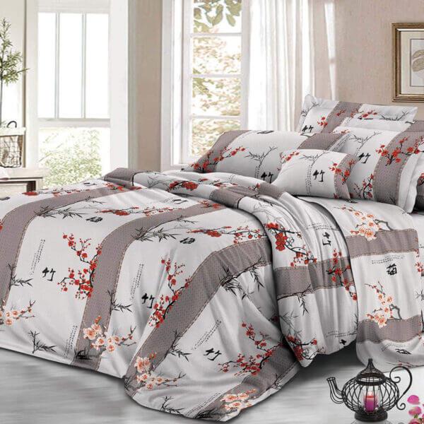 Juego de sábanas racimos Ebani Colombia tienda online de decoración y mobiliario My home store