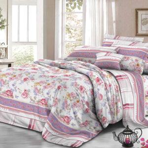 Juego de sábanas rosas Ebani Colombia tienda online de decoración y mobiliario My home store