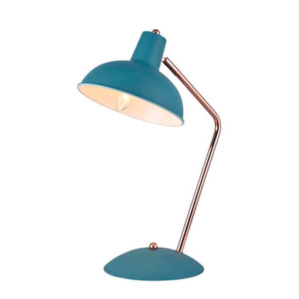 Lámpara bruno navy de mesa