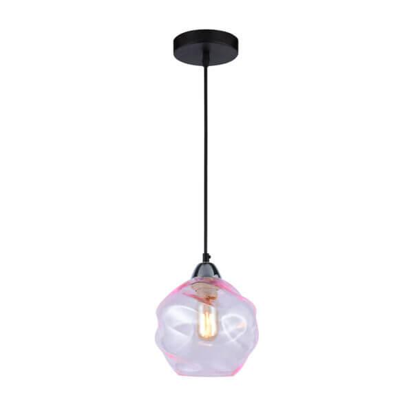 Lámpara colgante ball rosa Ebani Colombia tienda online de decoración y mobiliario Lienxo