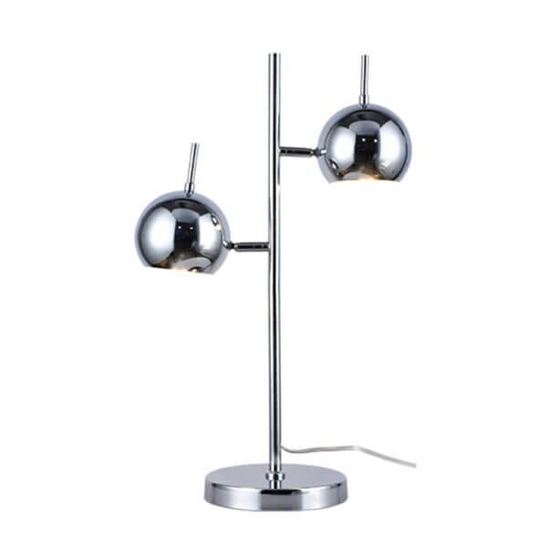 Lámpara de mesa marcian cromo Ebani Colombia tienda online de decoración y mobiliario Lienxo