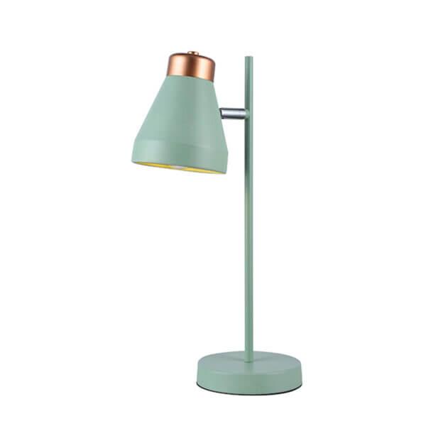 Lámpara de mesa todd menta