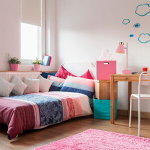 Lámpara de mesa todd rosa Ebani Colombia tienda online de decoración y mobiliario Lienxo