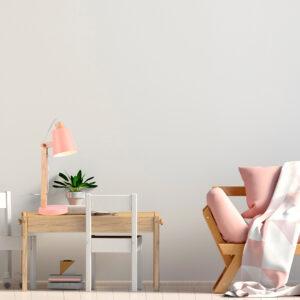 Lámpara de mesa wood rosa Ebani Colombia tienda online de decoración y mobiliario Lienxo
