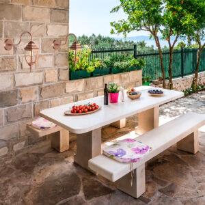 Lámpara de pared gala rosé Ebani Colombia tienda online de decoración y mobiliario Lienxo