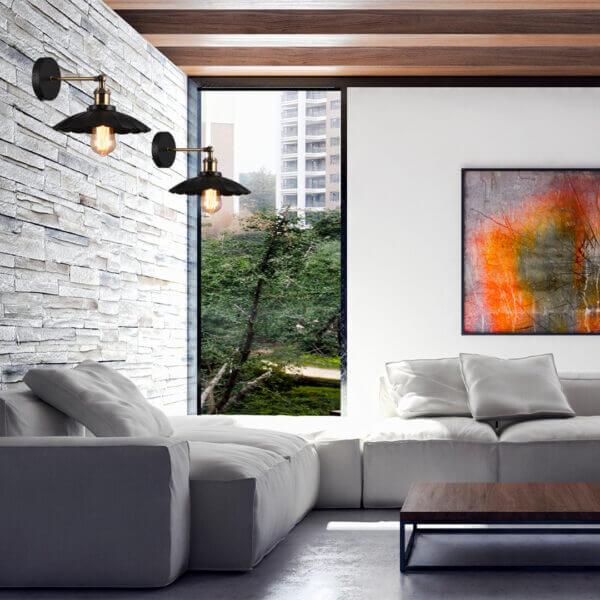 Lámpara de pared nori Ebani Colombia tienda online de decoración y mobiliario Lienxo