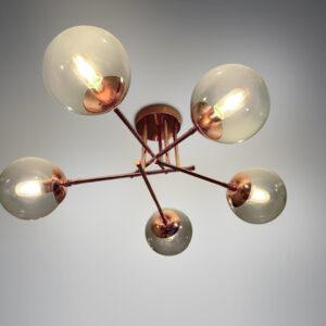 Lámpara de techo o Lámpara luminaria iza Ebani Colombia tienda online de decoración y mobiliario Goza