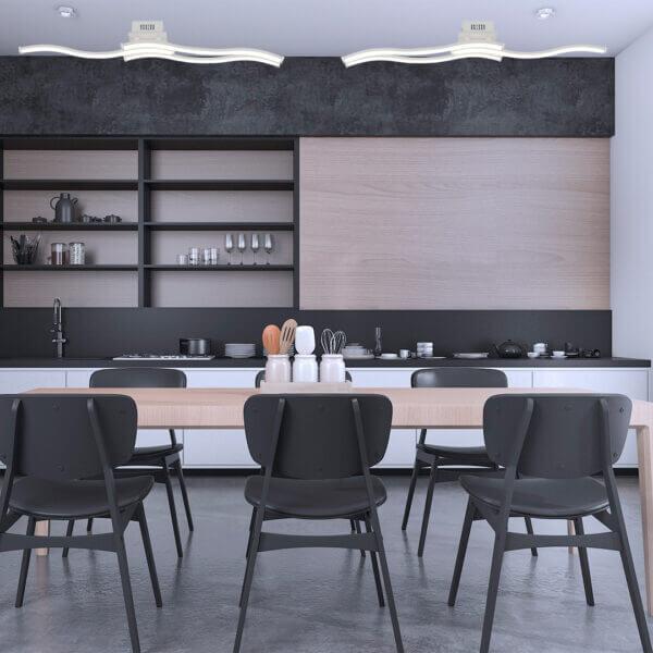 Lámpara de techo triada Ebani Colombia tienda online de decoración y mobiliario Lienxo