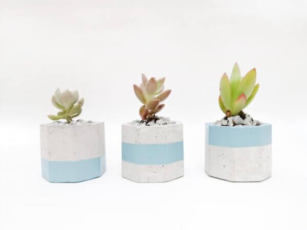 Mini materas en concreto Diana Ebani Colombia tienda online de decoración y mobiliario Ornamental