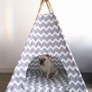 Teepee Mascotas Ebani Colombia tienda online de decoración y mobiliario Marte Col