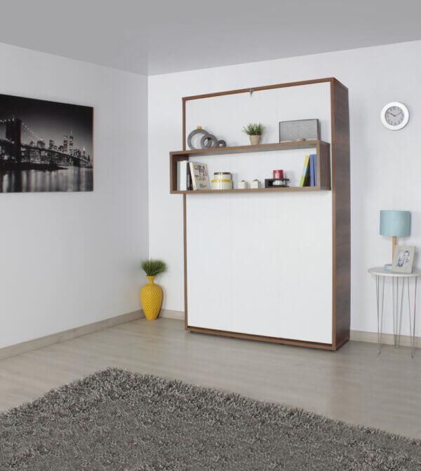 Cama pared krea Ebani Colombia tienda online de decoración y mobiliario maderkit