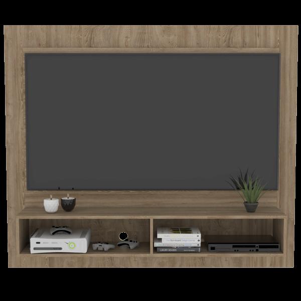 Centro de entretenimiento o mesa para TV Vostok miel Ebani Colombia tienda online de decoración y mobiliario RTA