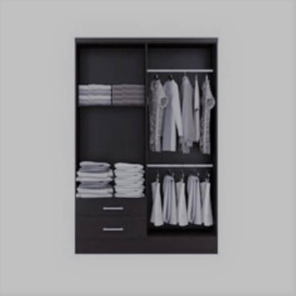 Clóset o Armario – Legno Ebani Colombia tienda online de decoración y mobiliario Bertolini