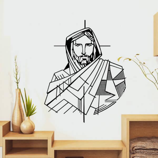 Cuadro Decorativo Cristo 1.1 Ebani Colombia tienda online de decoración y mobiliario Lansede