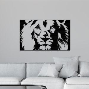 Cuadro Decorativo Diseño León 1.1 Ebani Colombia tienda online de decoración y mobiliario Lansede