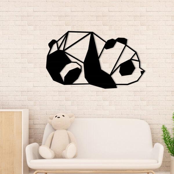 Cuadro Decorativo Diseño Oso 1.2 Ebani Colombia tienda online de decoración y mobiliario Lansede