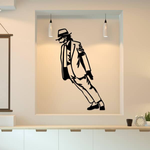 Cuadro Decorativo Michael Jackson 1.1 Ebani Colombia tienda online de decoración y mobiliario Lansede