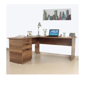 Escritorio moderno para pc o estudio de trabajo denver Ebani Colombia tienda online de decoración y mobiliario maderkit