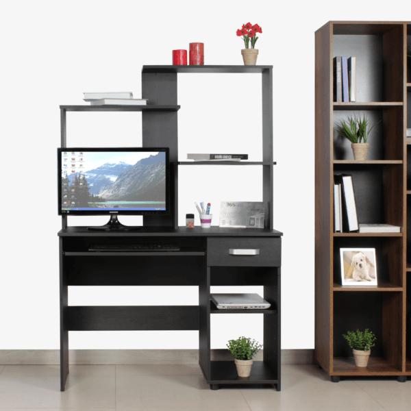 Escritorio moderno para pc o estudio inves Ebani Colombia tienda online de decoración y mobiliario maderkit