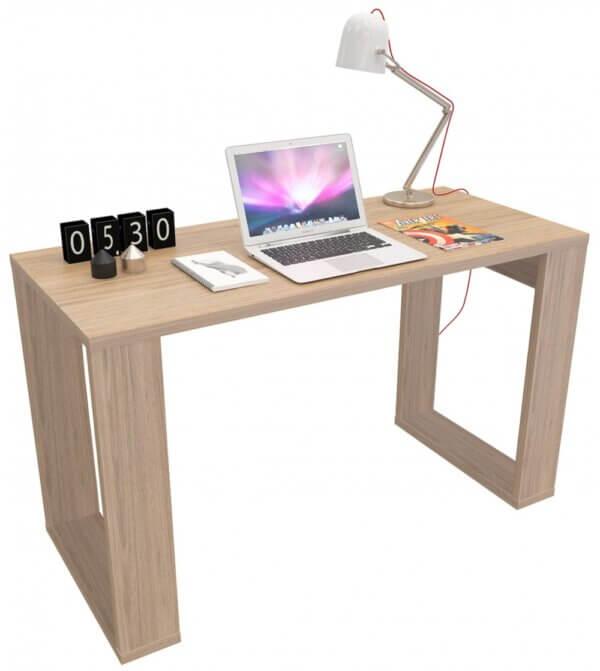 Escritorio moderno para pc o estudio quadratta 1.20 Ebani Colombia tienda online de decoración y mobiliario maderkit 0