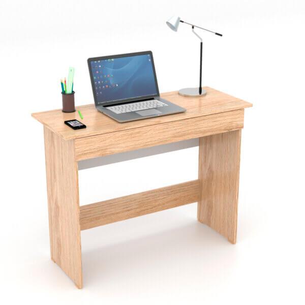 Escritorio moderno para pc o estudio sencillo con cajon Ebani Colombia tienda online de decoración y mobiliario maderkit 2