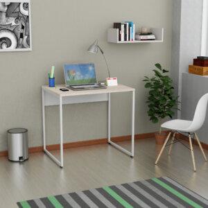 Escritorio moderno para pc o estudio stahl Ebani Colombia tienda online de decoración y mobiliario maderkit