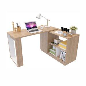 Estacion de trabajo quadratta Ebani Colombia tienda online de decoración y mobiliario maderkit