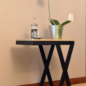 Mesa auxiliar kappa clara Ebani Colombia tienda online de decoración y mobiliario Ferrum
